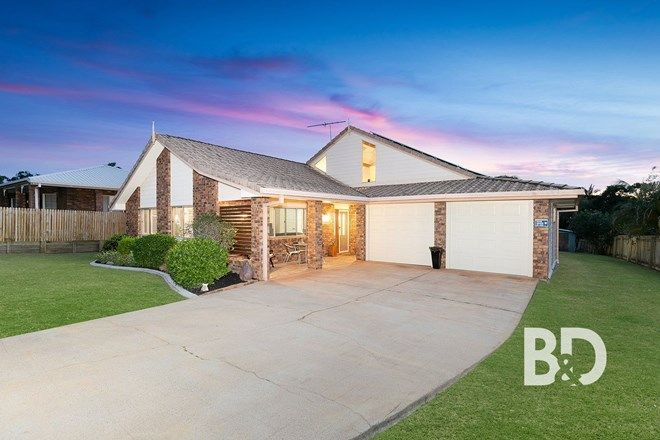 Picture of 8 Harry Mac Court, NARANGBA QLD 4504
