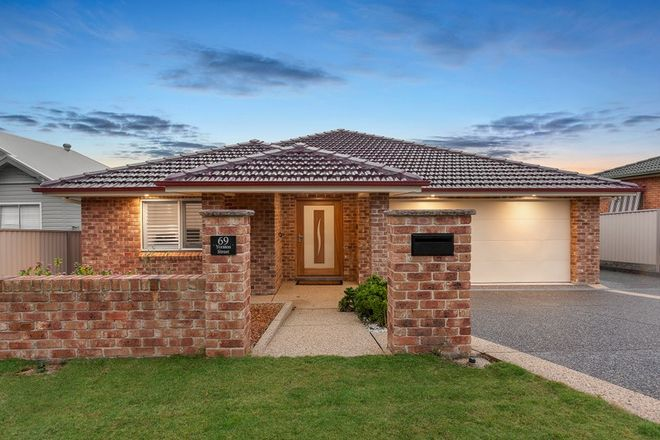 Picture of 69 Yorston  Street, WARNERS BAY NSW 2282