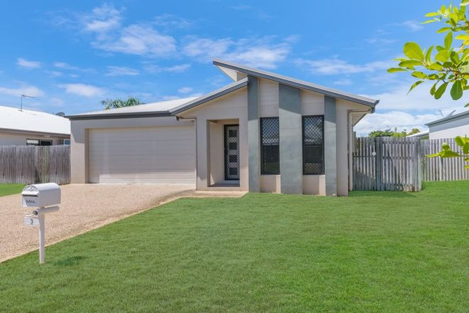 Picture of 3 Barwick Mews, DEERAGUN QLD 4818
