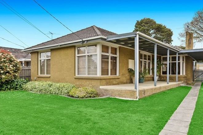 Picture of 407 Chesterville Road, BENTLEIGH EAST VIC 3165