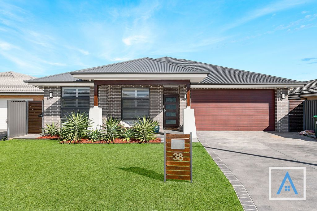 38 McKenzie Boulevard, Gregory Hills NSW 2557, Image 0