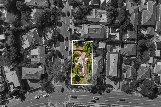 Picture of 351 Belmore Road, BALWYN NORTH VIC 3104