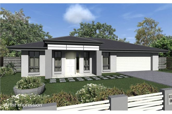 Picture of Lot 57 John Oxley Avenue, RURAL VIEW QLD 4740