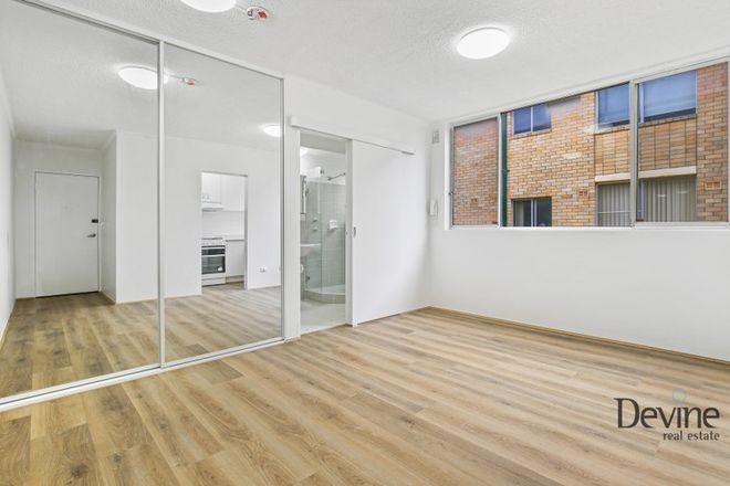 Picture of 18/38A Ewart Street, DULWICH HILL NSW 2203