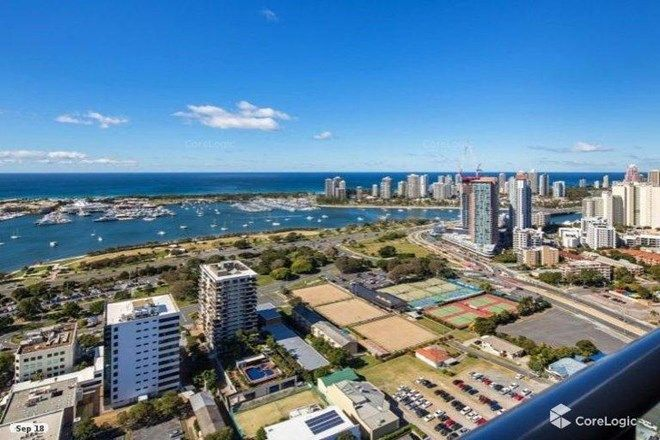 Picture of 1505/34 Scarborough Street, SOUTHPORT QLD 4215
