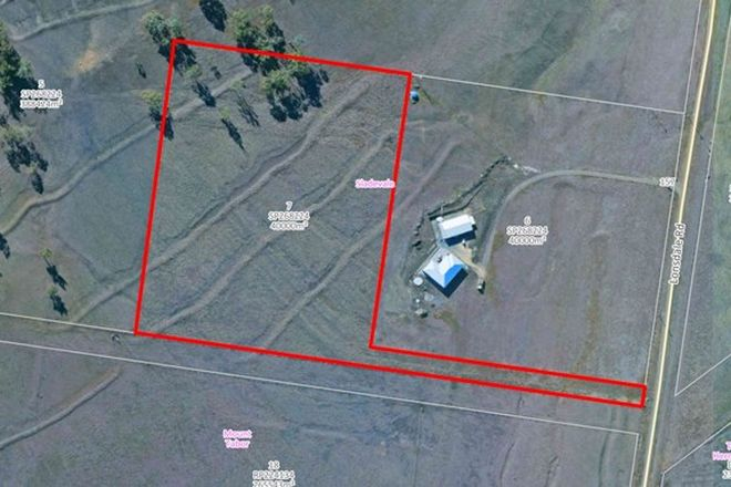 Picture of Lot 7 Lonsdale Road, SLADEVALE QLD 4370