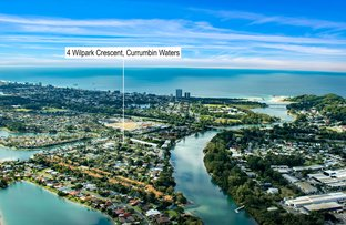 Picture of 4 Wilpark Crescent, Currumbin Waters QLD 4223