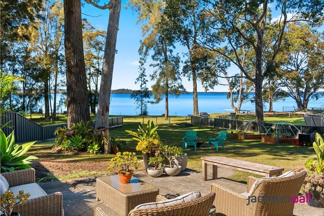 Picture of 16 Island Point Road, ST GEORGES BASIN NSW 2540