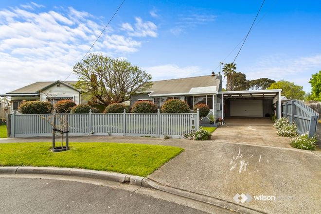 Picture of 4 Steele Court, TRARALGON VIC 3844
