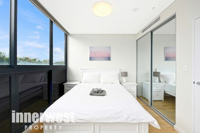Picture of 202/10 Gertrude Street, WOLLI CREEK NSW 2205
