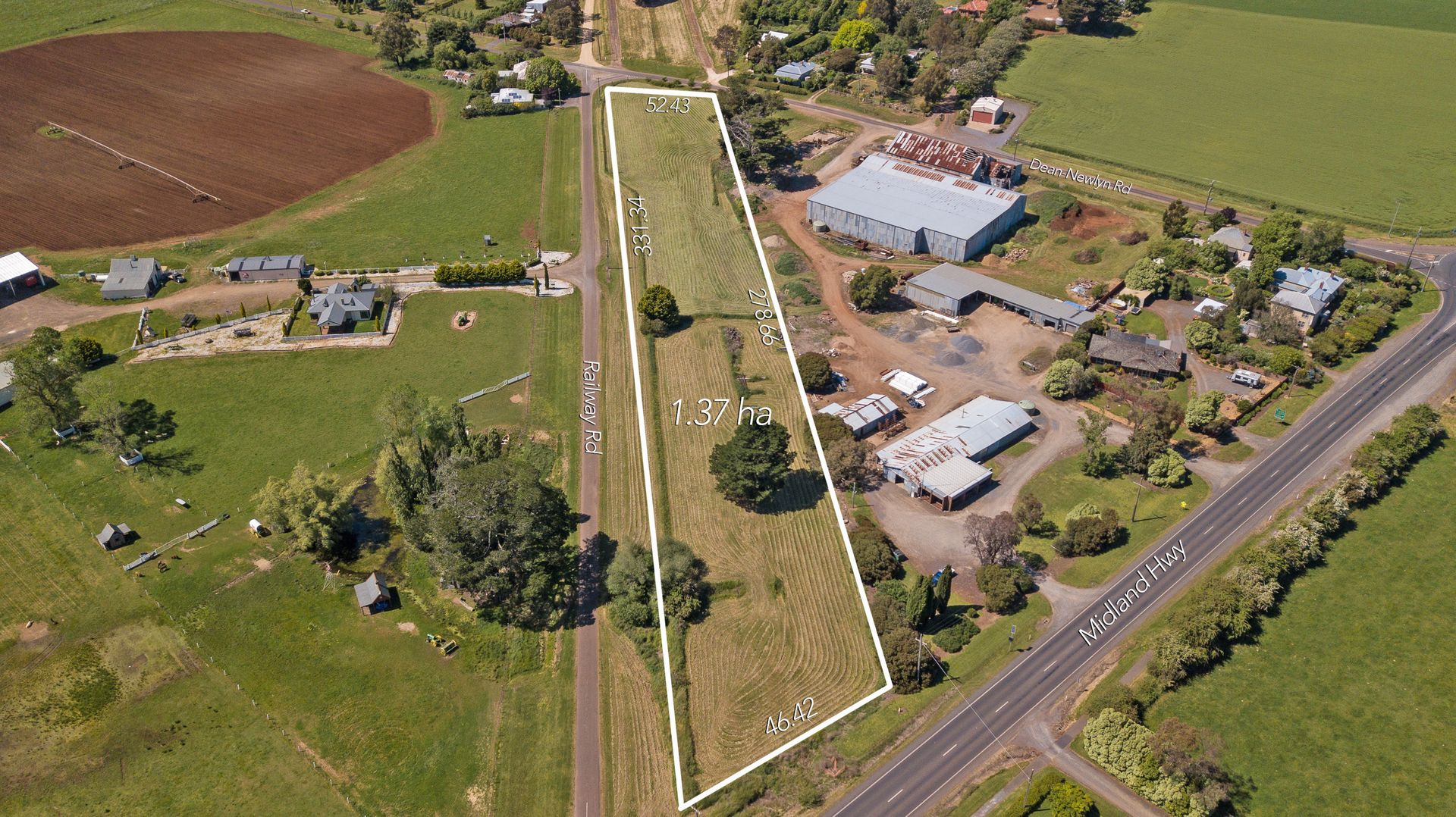 1 Midland Highway, Newlyn VIC 3364, Image 2