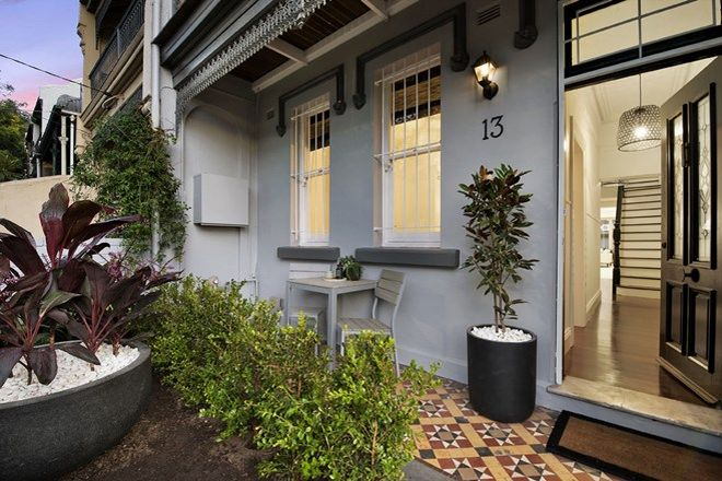 Picture of 13 Gilpin Street, CAMPERDOWN NSW 2050