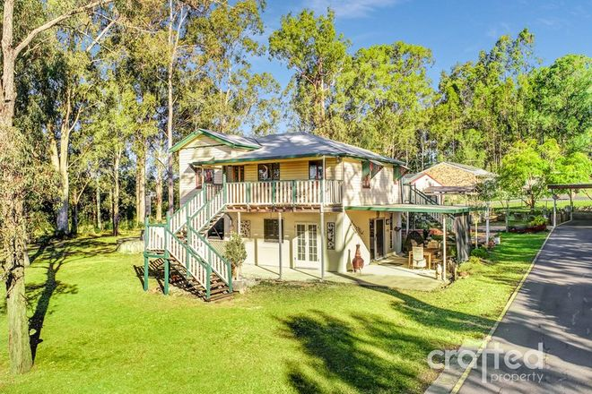Picture of 395 Millstream Road, CEDAR VALE QLD 4285