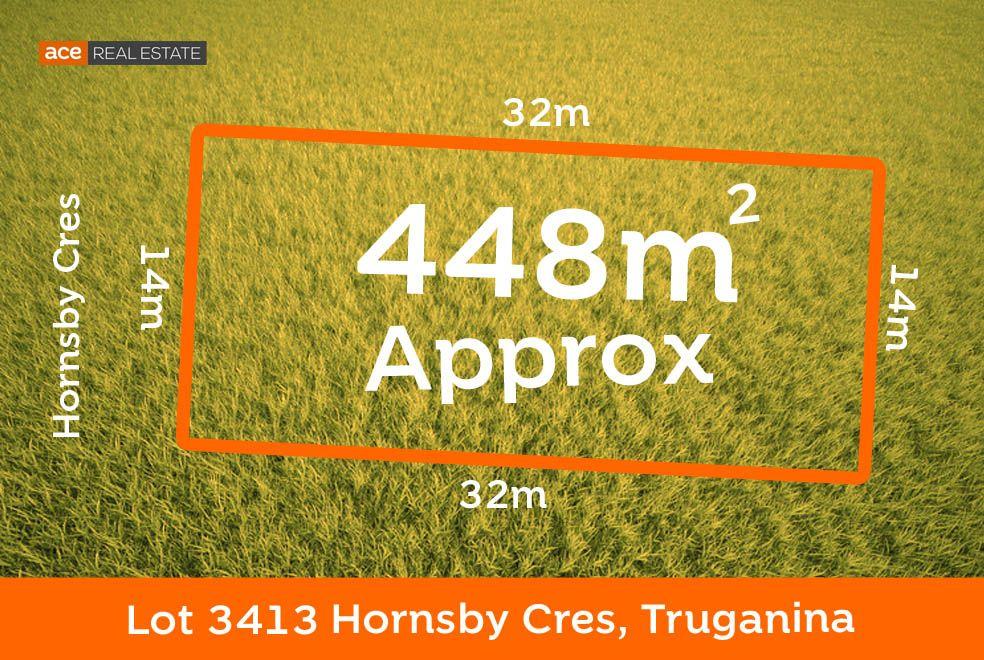 LOT 3413 Hornsby Crescent, Truganina VIC 3029, Image 0