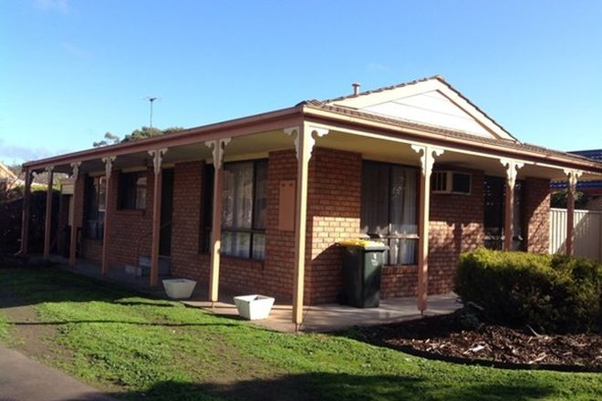 Picture of 4/7-8 Shields Court, BACCHUS MARSH VIC 3340