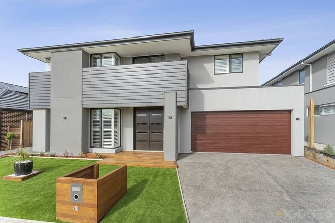 Picture of 61 Franklin Road, MOUNT DUNEED VIC 3217