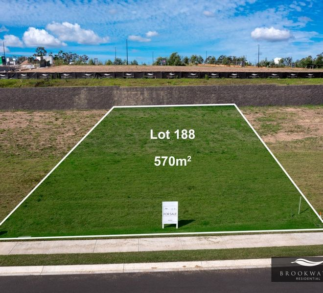 Picture of Lot 188/Dress Circle Champions Crescent, Brookwater