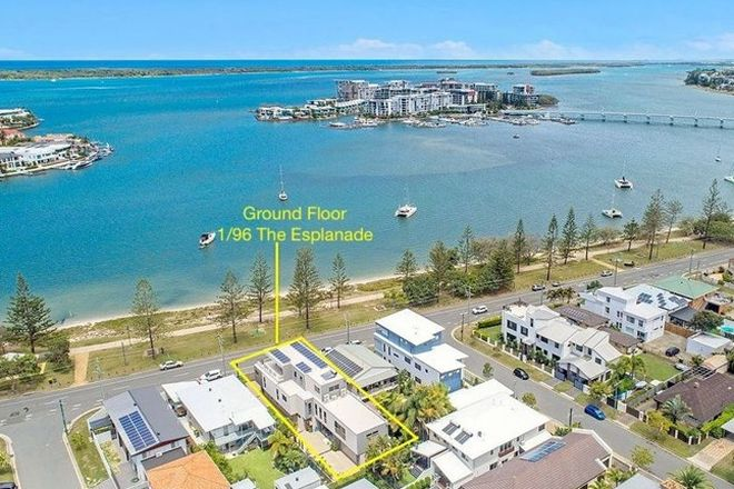 Picture of 1/96 The Esplanade, PARADISE POINT QLD 4216