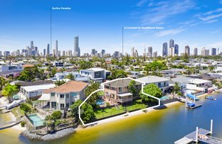 Picture of 14 Cristobel Court, Broadbeach Waters QLD 4218