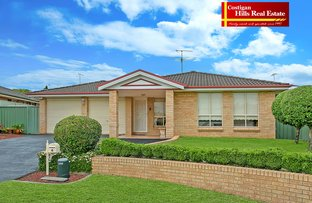 4 Henty Place, Quakers Hill NSW 2763