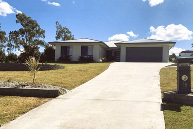 Picture of 18 Blunt Place, JIMBOOMBA QLD 4280
