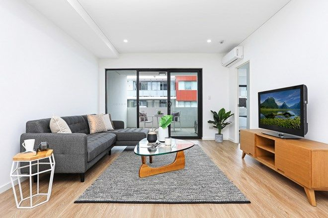 Picture of 101/2A Cooks Avenue, CANTERBURY NSW 2193
