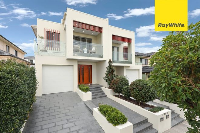 Picture of 2/12 Mons Street, LIDCOMBE NSW 2141