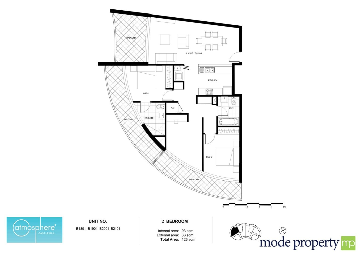 Level 21, 2101/299-309 Old Northern Road, Castle Hill NSW 2154, Image 1