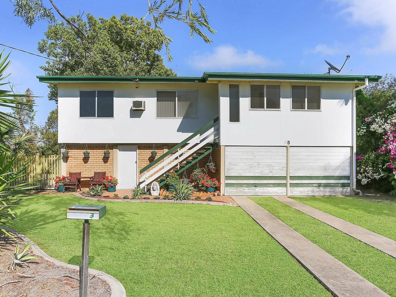 3 Webber Avenue, Kawana QLD 4701, Image 0