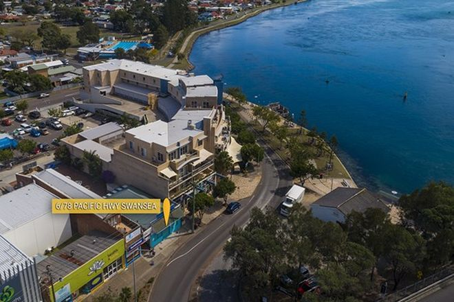 Picture of 6-78 PACIFIC HIGHWAY, SWANSEA NSW 2281