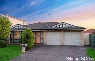 22 Taringa Avenue, Kellyville NSW 2155