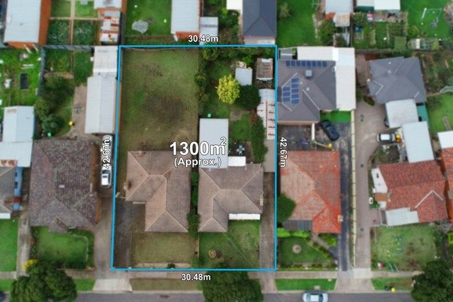 Picture of 10-12 Palm  Street, THOMASTOWN VIC 3074