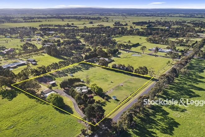 Picture of 80 Minniedale Road, TRARALGON EAST VIC 3844
