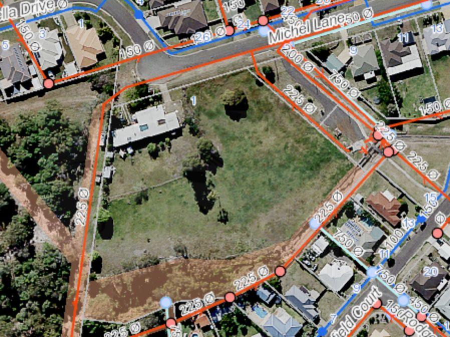 lot 13 Michel Lane, Avoca QLD 4670, Image 1