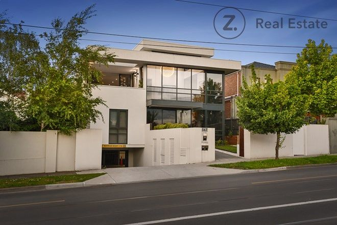 Picture of 3/567 Whitehorse Road, SURREY HILLS VIC 3127