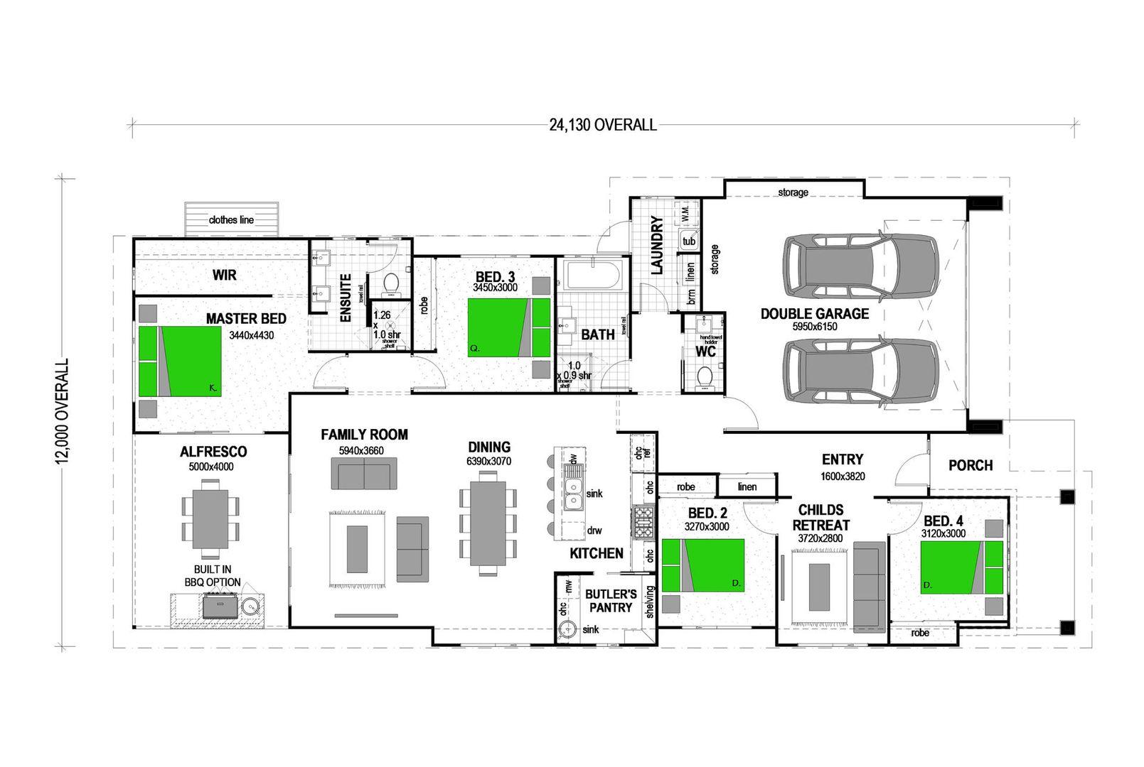 Lot 1 *Address Avail Sanctuary Estate, Bli Bli QLD 4560, Image 1
