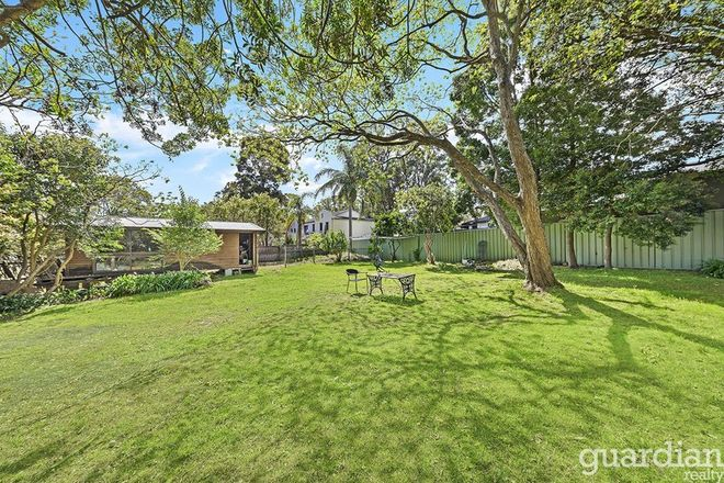 Picture of 48 Showground Road, CASTLE HILL NSW 2154
