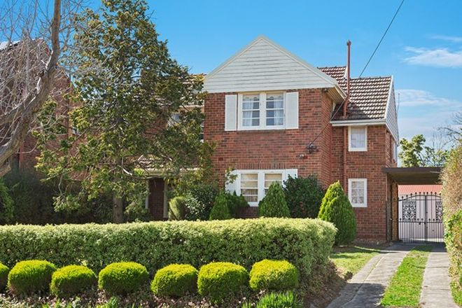 Picture of 17 Mountain View Road, BALWYN NORTH VIC 3104
