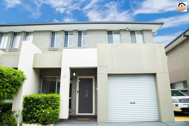 Picture of 20/570 Sunnyholt Road, STANHOPE GARDENS NSW 2768