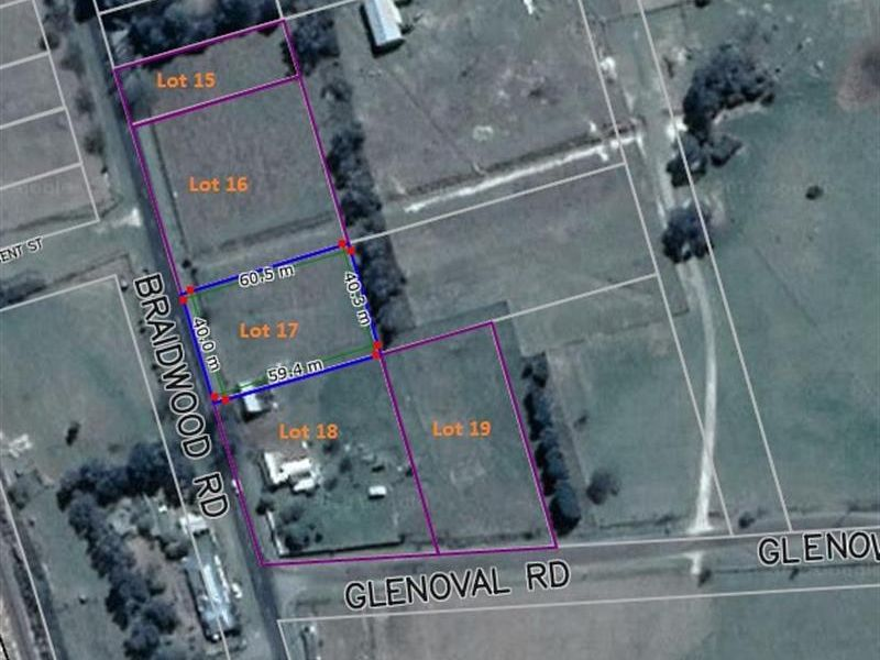 Lot 17 Braidwood Road, Lake Bathurst NSW 2580, Image 0