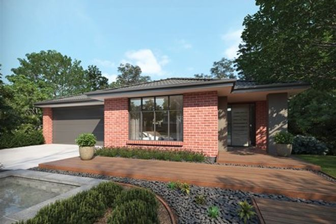 Picture of Lot 141 Waratah Road, HUNTLY VIC 3551