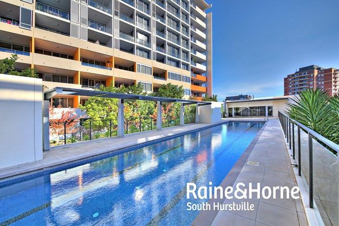 Picture of 203A/1 Jack Brabham Drive, HURSTVILLE NSW 2220