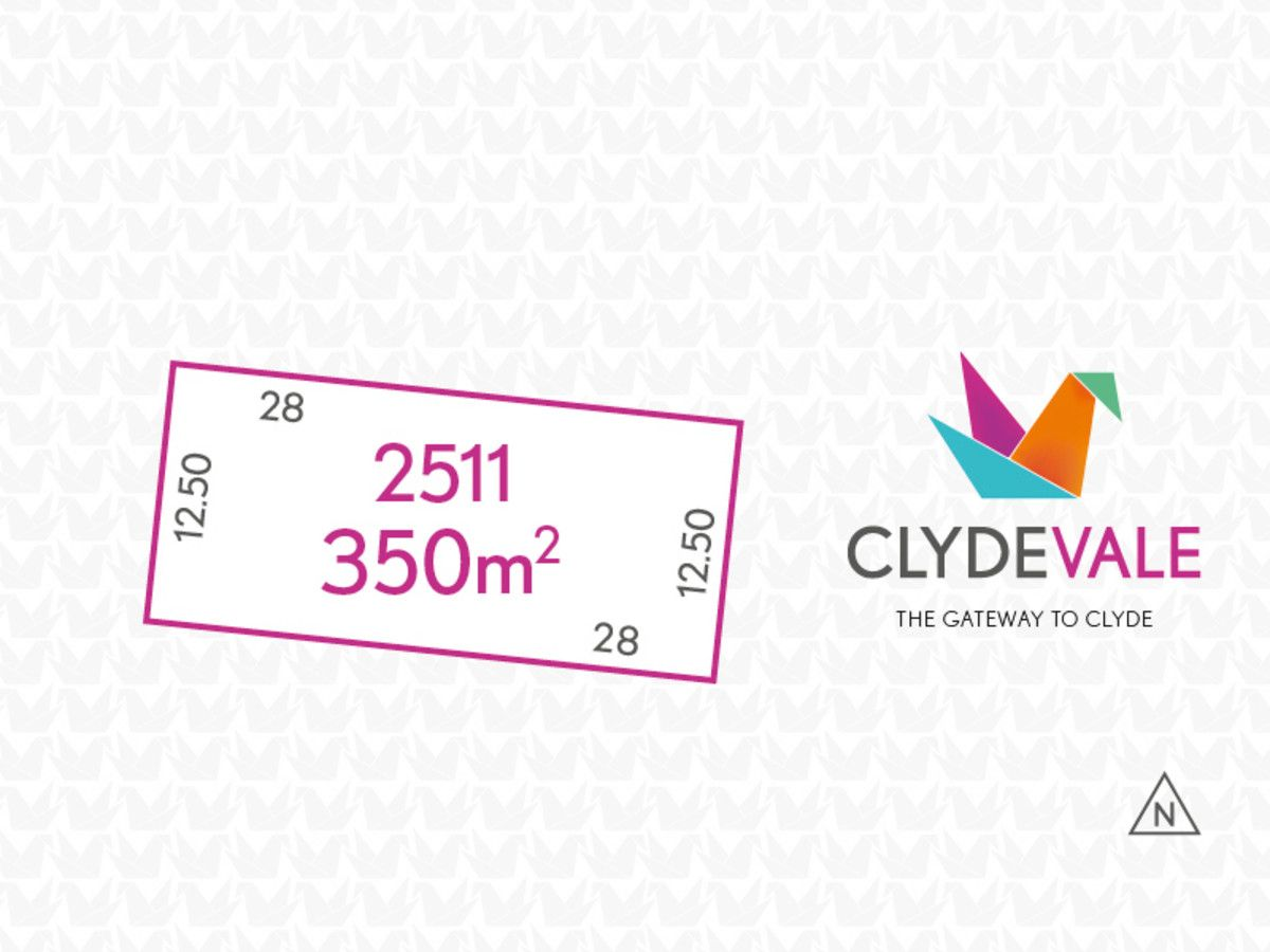 Lot 2511 Dorkings Way, Clyde North VIC 3978, Image 0