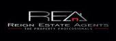 Logo for Reign Estate Agents