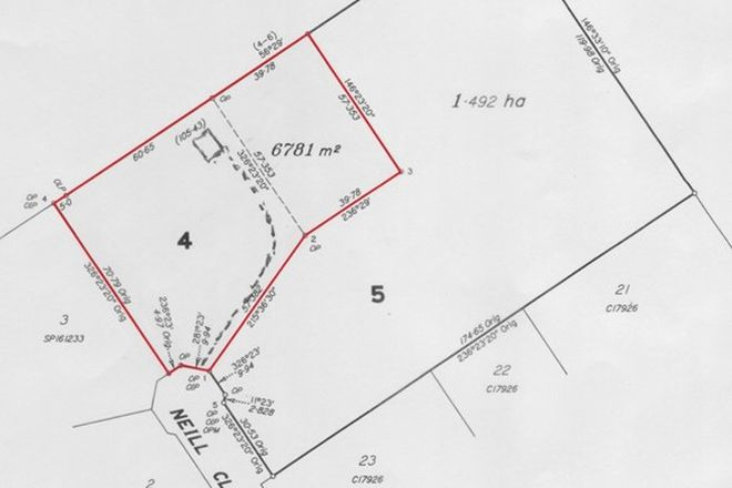 Picture of Lot 4 Neill Close, COOKTOWN QLD 4895