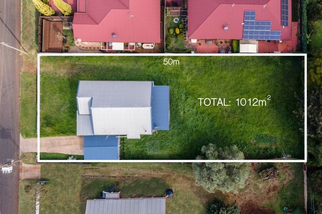 Picture of 27 Searle Street, SOUTH TOOWOOMBA QLD 4350
