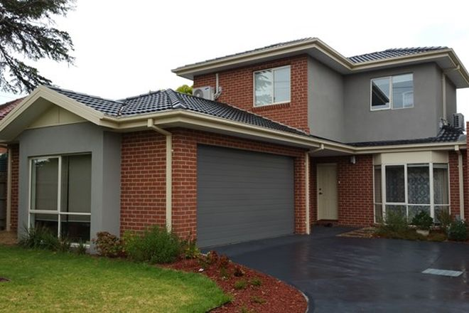 Picture of 1/92 Blackburn Road, DONCASTER EAST VIC 3109