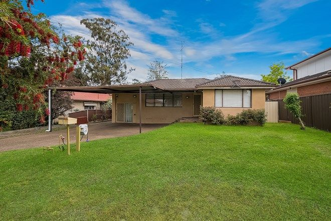 Picture of 1 Lamont Place, SOUTH WINDSOR NSW 2756