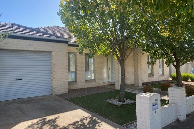 Picture of 1&3/109 Sobraon Street, SHEPPARTON VIC 3630