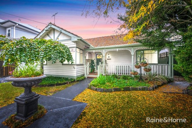 Picture of 48 Muriel Street, NIDDRIE VIC 3042